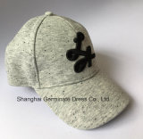 Gorra de béisbol de Jersey de la manera con el bordado 3D (LY080)