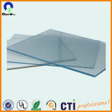 PVC super Sheet de 3mm Extruded Thick Plastic Clear Rigid
