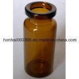 tubo de ensaio 30ml de vidro tubular ambarino