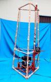 Qualité fiable du foret au sol de foreuse de bâti de trépied d'essence défonceuse Three-Legged de trou