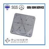 주문을 받아서 만들어진 알루미늄 CNC 기계로 가공 부속 CNC 맷돌로 가는 도는 알루미늄 부속