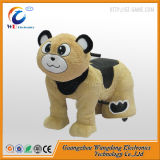 Coin Operated Music Stuffed Animals Ride on Toy para Mall