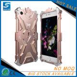 Воинское трудное противоударное алюминиевое iPhone 7 аргументы за добавочное
