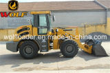 2t重い装置の中国のフロント・エンド車輪のローダー