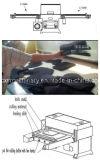 Точность 4 колонок гидровлическая умирает резиновый автомат для резки листа