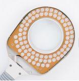 Lámpara que magnifica del salón de belleza de 518 LED con 78 LED