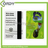 ブランクPVCプラスチックギフトのカードかブランク磁気ストライプのスマートカード