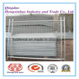 Cerca amovível Hot Hired Galvanized Temporary Fence