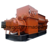 진공 찰흙 벽돌 만들기 기계 또는 찰흙 벽돌 기계 또는 반 찰흙 벽돌 기계
