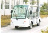 الصين صناعة 11 مقادات كهربائيّة زار معلما سياحيّا حافلة لأنّ مربّع
