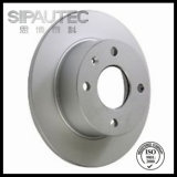 Disque solide arrière de frein de rotor pour Audi/VW/Seat (823615301)