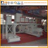 Máquina de fabricación de ladrillo automática de la arcilla de la protuberancia del vacío de la alta calidad