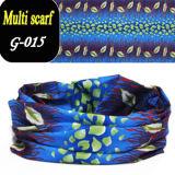 Sport-elastischer multi Bandanna-Stirnband-Schal