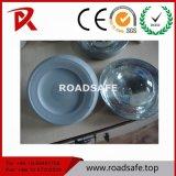 Roadsafe 360度の緩和された道のマーカーのZnicの合金のガラス道のスタッド