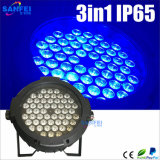 LED54PCS*3W impermeabilizzano 3 in 1 indicatore luminoso di PARITÀ