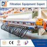 Neue Filterpresse der Membranen-2017 für Abwasserbehandlung