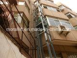 Guide verticale Rail Building Lifting Machine a Lift Concrete