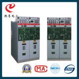 Apparecchiatura elettrica di comando isolata solida con gas Sf6