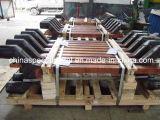 Staal Anode Claws voor aluminium elektrolyse