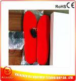 リモート・コントロールCE&RoHSの公認の電池の組み込みの暖房の靴の中敷