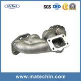 ターボ排気多岐管のためのカスタム鉄の鋳造