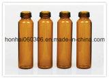 tubo de ensaio 20ml de vidro tubular ambarino