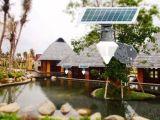 Blanc chaud actionné solaire bon marché de lumière de jardin de DEL