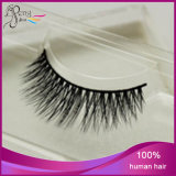 Weiche Wimper-Augen-Peitschen der Frauen-Dame-Makeup Thick False 3 D