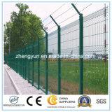 庭の塀の/PVCの上塗を施してある金網の塀のパネル