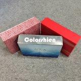 Rectángulo de regalo asombroso de la visualización del embalaje de Cosmtic del color