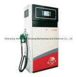 Pompa automatica di benzina e dell'ugello