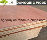 compensato di 3mm, compensato rosso del legno duro, strato del compensato della mobilia