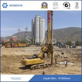 Machines Drilling rotatoires de base initiales de CAT TR200D