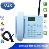 WCDMA 조정 무선 탁상용 전화 (KT1000-135C)