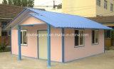 Casa pré-fabricada/casa Prefab/casa portátil do recipiente