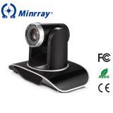 가득 차있는 HD 디지털 비데오 카메라 20X 급상승 USB PTZ 회의 사진기
