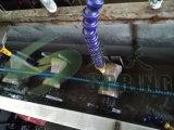 """PVC螺線形/鋼線の吸引の排出の潅漑または水ホース(1/2 """"、5/8 """"、3/4 """")"""