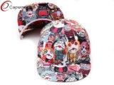 Chapéu feito sob encomenda do Snapback da forma das crianças quentes do diabo de Halloween