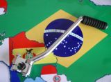 Мотоцикл разделяет стартер пинком Cg125 для рынка Южной Америки