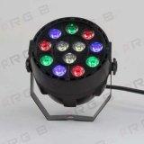 디스코 DJ가 12X1w RGBW LED 동위를 초래하는 Eurolite 단계 당은 점화할 수 있다