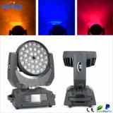 Свет мытья сигнала высокой яркости LED36PCS*10W 4in1 RGBW