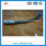 SAE 100 R2 de Flexibele Hydraulische RubberSlang van de Hoge druk