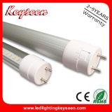 El tubo vendedor caliente de 600m m 10W LED T8 con UL, Ce aisló el programa piloto
