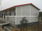 De Prefab/Geprefabriceerde die Gebouwen van het staal als Privé Huizen van de Aanpassing worden gebruikt