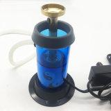 Vaporizzatore blu di Aromatherapy della sigaretta elettronica con registrazione di colori LED (ES-HS-002)