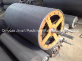 Machine à recycler des tissus à vêtements usés à cylindre à broche