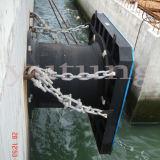 Schutzvorrichtung-Zelle für Portdock-Projekt-Aufbau 500h, 630h