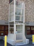 Plate-forme à la maison de fauteuil roulant d'ascenseur de la CE pour le vieil homme, enfant