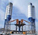 De dubbele Verenigde Concrete het Mengen zich Machines van de Bouw van de Installatie