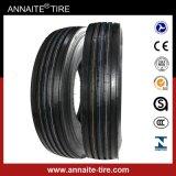 Neumático marcado del carro del PUNTO para América 11r22.5